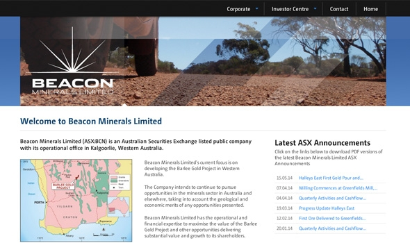 Beacon Minerals Limited